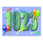 Ninetieth Birthday 1923 Postcard