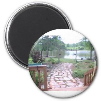 Ninety Six, South Carolina 6 Cm Round Magnet