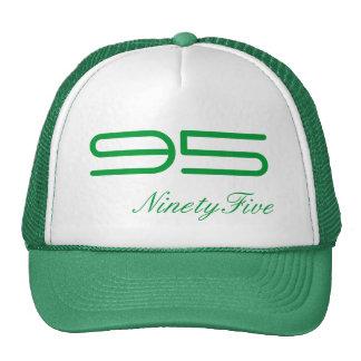 NinetyFive Flat Trucker Hat