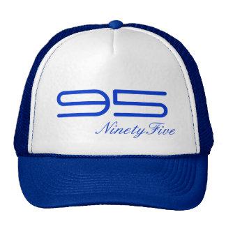 NinetyFive Flat Cap