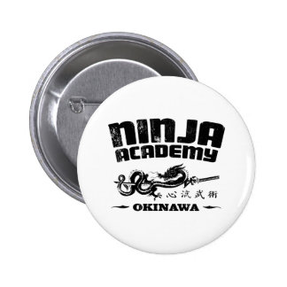 Ninja Academy Okinawa Kill Bill 6 Cm Round Badge
