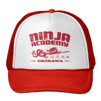Ninja Academy Okinawa Kill Bill Cap