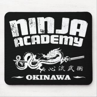 Ninja Academy Okinawa Kill Bill Mouse Pad