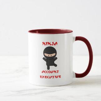Ninja Account Executive Mug