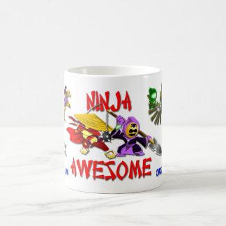 Ninja Awesome Mug