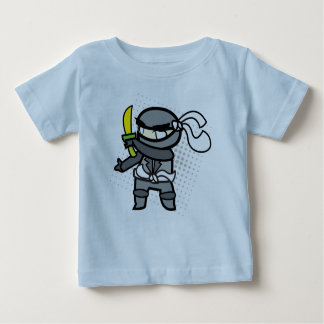 Ninja baby cotton tshirt