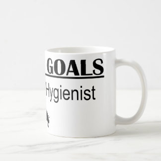 Ninja Career Goals - Dental Hygienist Basic White Mug