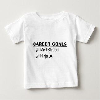 Ninja Career Goals - Med Student T Shirts