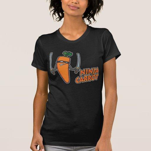 Ninja Carrot T-Shirt