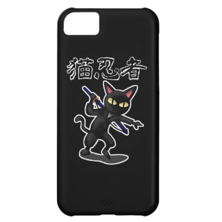 Ninja Cat iPhone 5C Case