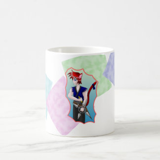 ninja catboy mug