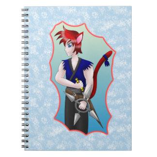 ninja catboy notebook