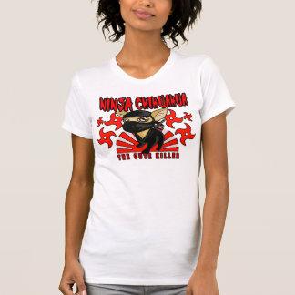Ninja Chihuahua T-Shirt