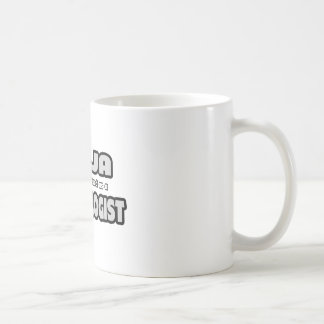 Ninja Cleverly Disguised As A Psychologist Coffee Mug