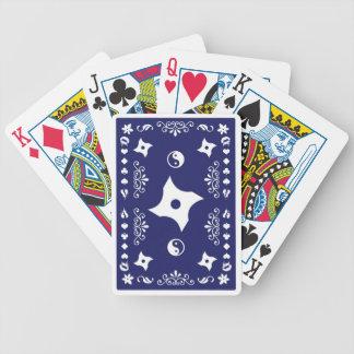 ninja deck poker deck
