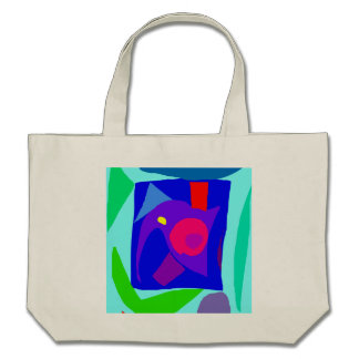 Ninja Descendants Tradition Patience Green Water Canvas Bags