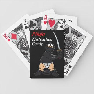 Ninja Distraction Cards