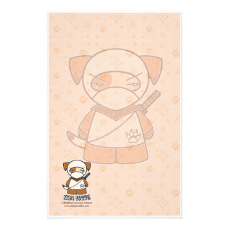 Ninja Doggy! Stationery