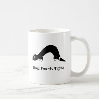 Ninja Ferret Mug