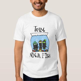 ninja fish 2 tees