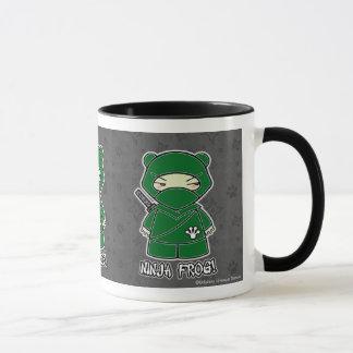 Ninja Frog! Mug