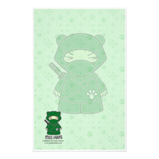 Ninja Frog! Stationery