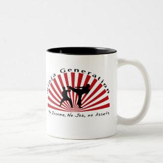 Ninja Generation Coffee Mug