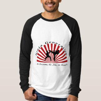 Ninja Generation T-Shirt