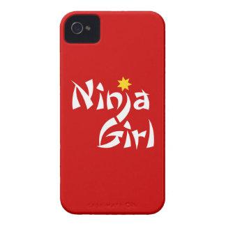 Ninja Girl iPhone 4 Case