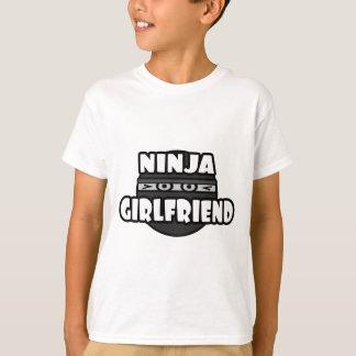 Ninja Girlfriend T-Shirt