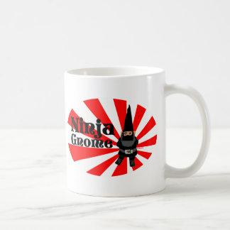 Ninja Gnome Coffee Mug