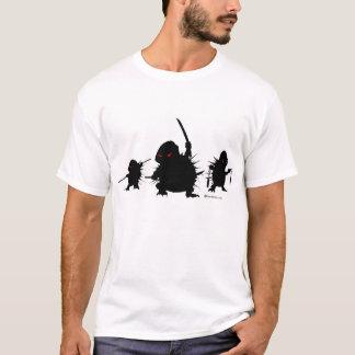 Ninja Hedgehogs! T-Shirt