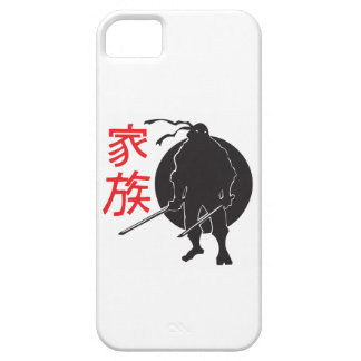 Ninja in shadow (case) barely there iPhone 5 case