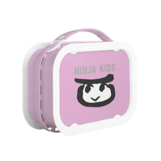NINJA KIDS lunch box