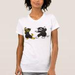 Ninja Kittens T-shirt