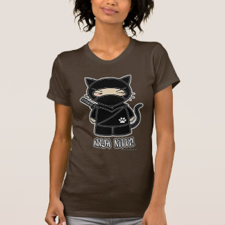 Ninja Kitty! T-shirt
