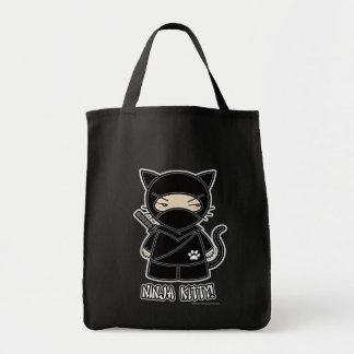 Ninja Kitty! Tote Bag