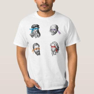 Ninja Leonardo Donatello Raphael Michelagelo T-Shirt