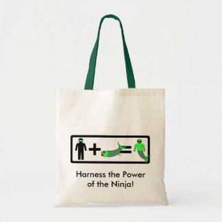 Ninja Mermaid Bag