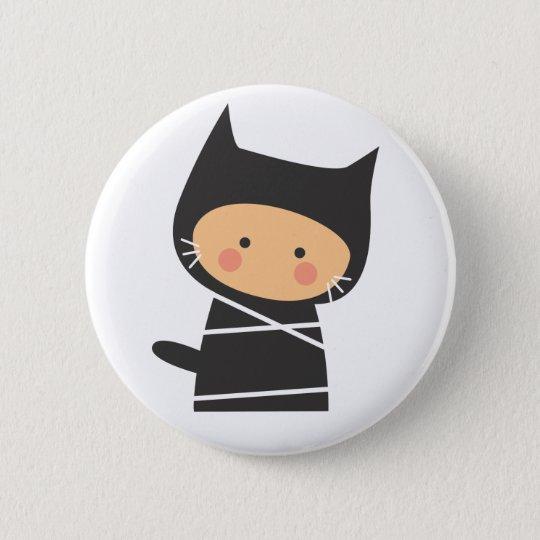 Ninja Mew Mew Button