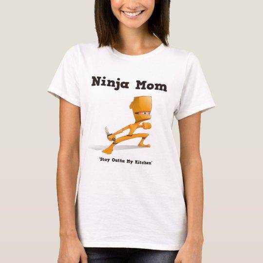 Ninja Mom3 T-Shirt
