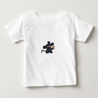 Ninja Monkey Steals the Peach Baby T-Shirt