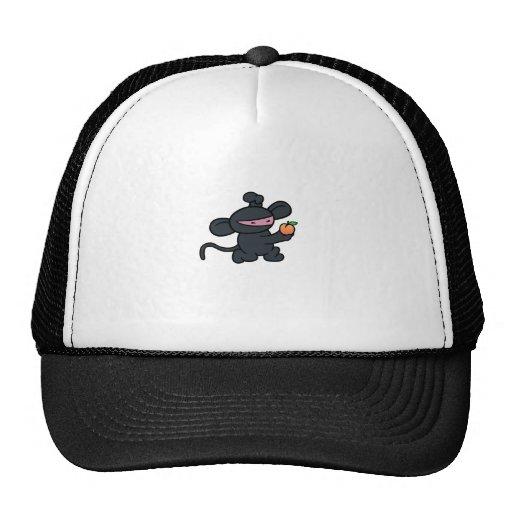 Ninja Monkey Steals the Peach Trucker Hat