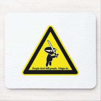 Ninja Mouse Pad