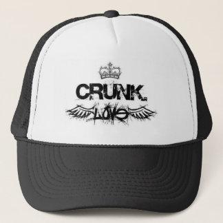 Ninja mousepad trucker hat
