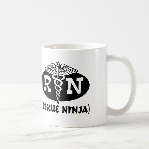 Ninja Nurse Coffee Mug