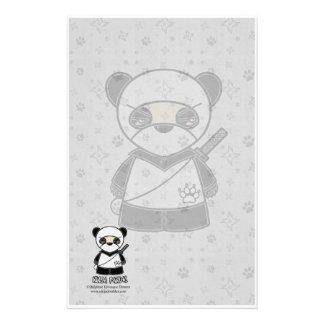 Ninja Panda! Stationery