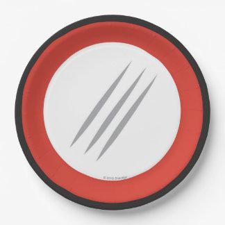 Ninja Paper Plates