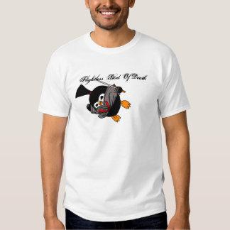 Ninja Penguin Dragon Kick Tee Shirts