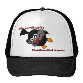 Ninja Penguin, Flightless Bird of Death Cap